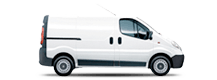 Panel vans for sale from Complete Commercials