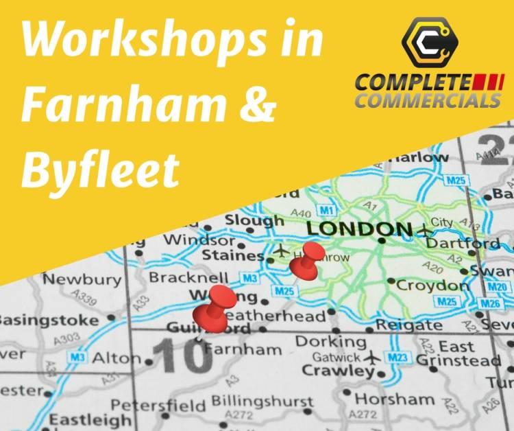 Farnham Van Sales Used Cars In Surrey: Fleet Servicing & Maintenance